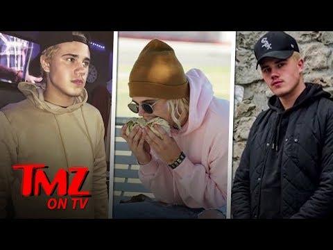 Justin Bieber Burrito Photo Prank Fools Everyone! | TMZ TV