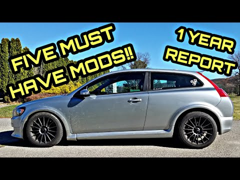 We Bought A Civic Type R Killing Volvo C30 For Only $5,300 - 1 Year Ownership Report