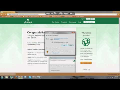 How to download/install utorrent full version [Free]