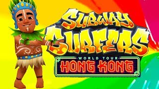 Subway Surfers World Tour #2 (Hong Kong) | Android Gameplay | Friction Games