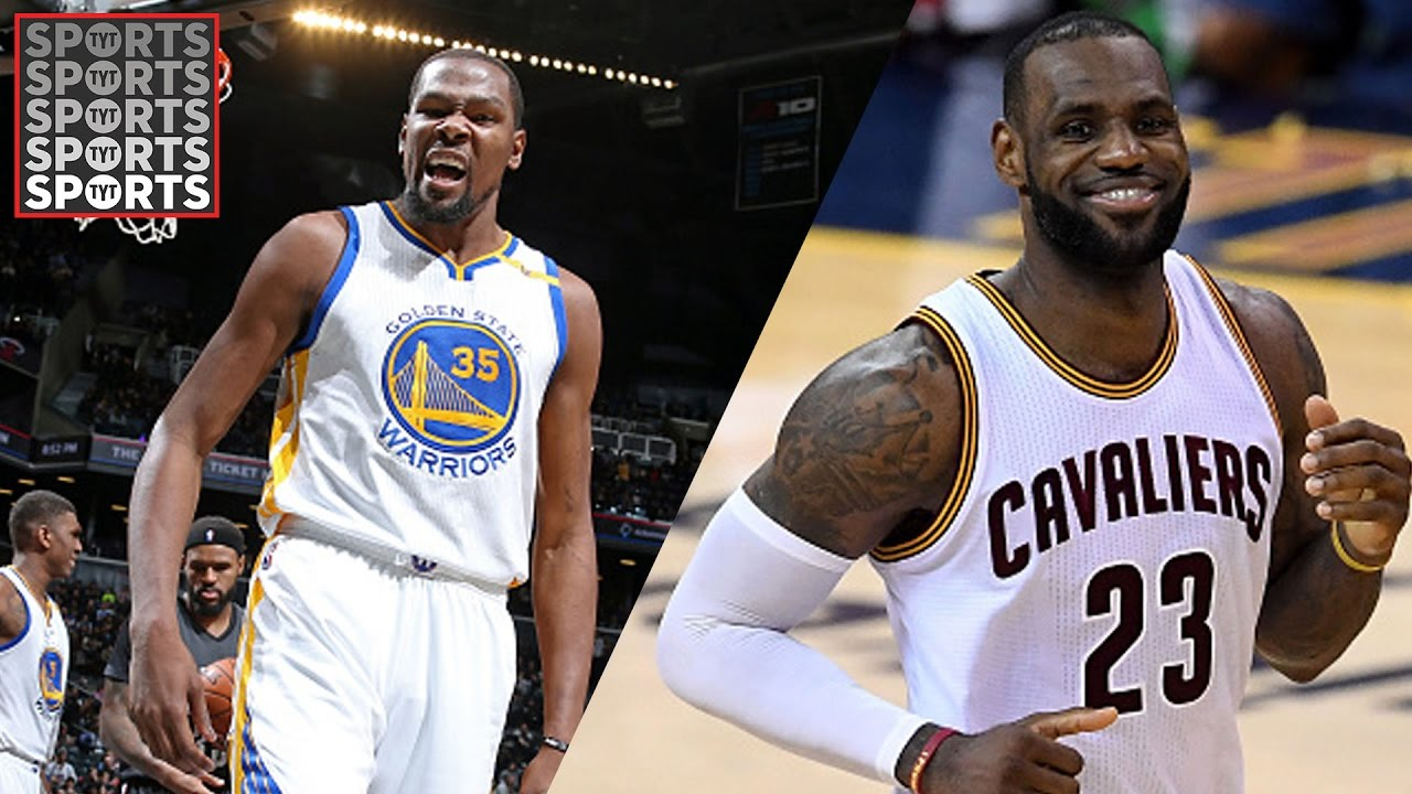 31a3779e8b5 Lopsided NBA Rivalries  LeBron Owns Durant  - YouTube
