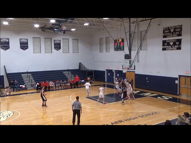 Game Highlights Boys' Varsity: Germantown 49 vs Ichabod Crane 64 (F)