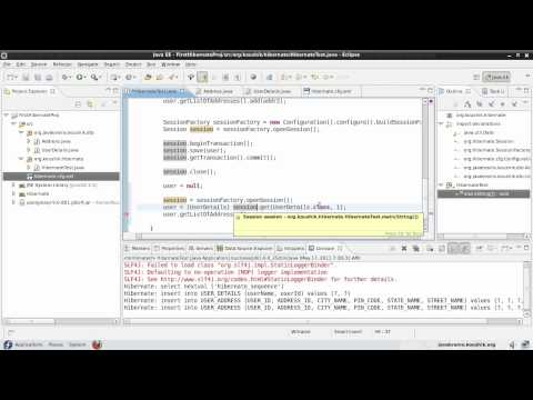 Hibernate Tutorial 12 - Proxy Objects and Eager and Lazy Fetch Types