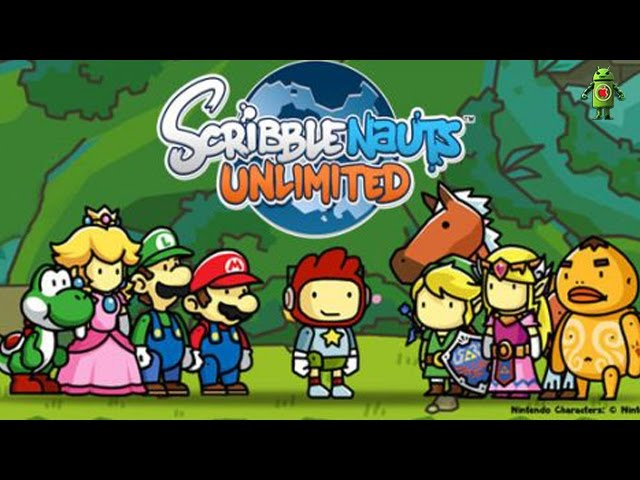 scribblenauts unlimited free cracked