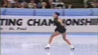Nancy Kerrigan - 1991 U.S. Figure Skating Championships, Ladies