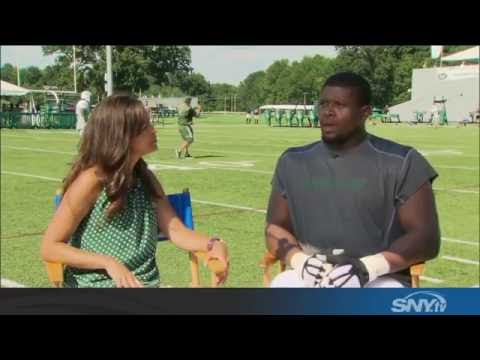 SNY Exclusive: Ryan Clady on joining the Jets