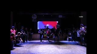 한국 독일 일본 대표 크럼프 댄서들 져지쇼 (트릭스 편…
