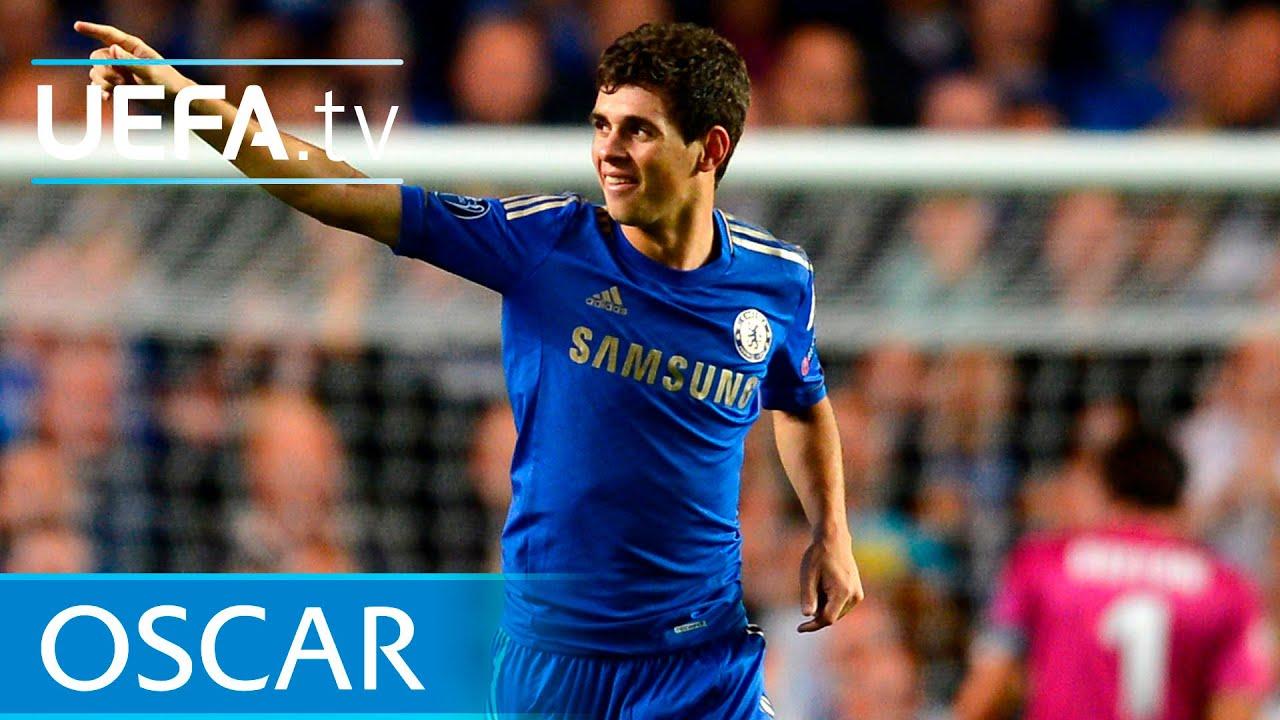 Oscar scores stunning goal for Chelsea v Juventus in 2012 ...