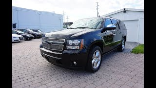 This 2013 10th Generation Chevrolet Suburban LTZ is One of the Greatest Vehicles Ever Made