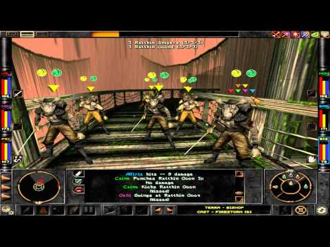 Wizardry 8 (HD) - Rattkin Goons and Snipers  