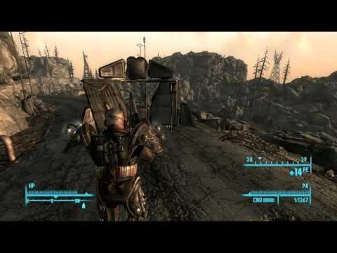 Fallout 3 DLC Broken Steel Gameplay ITA ep.1 Addio liberty Prime! |