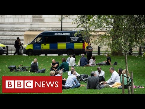 Government urges neighbours to report groups of more than 6 people to police - BBC News