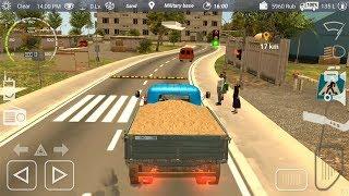 Russian car driver zil 130 realistic truck simulator 2018 yz