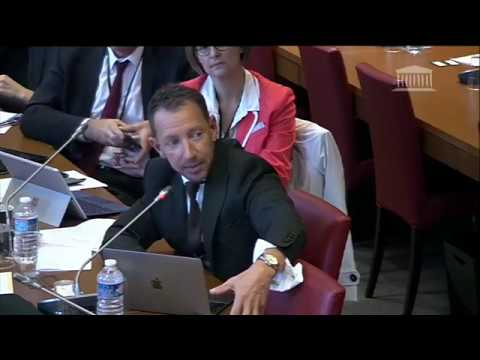 Ma Question à Anthony Requin, Directeur général de l'Agence France Trésor (20.09.2017)