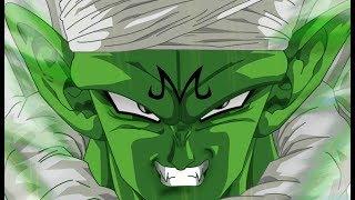 Majin Piccolo in Dragon Ball Z DEBUNKED