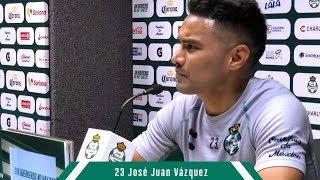 embeded bvideo Rueda de Prensa: José Juan Vázquez - 8 Febrero