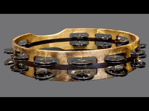 DIY Tambourine | Carl Jacobson