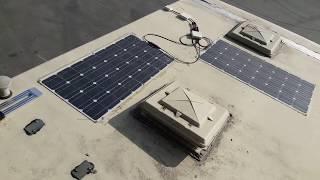 Солнечная система для автодома с Алиэкспресс