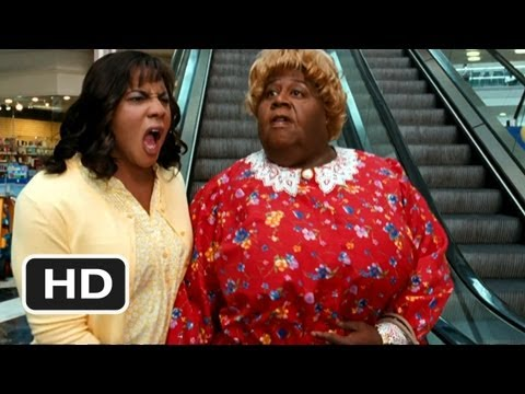 Big Mommas: Like Father, Like Son #1 Movie CLIP - I'm Going to Need a Shrink After This (2011) HD