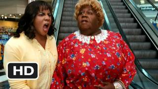 Big Mommas: Like Father, Like Son #1 Movie CLIP - I