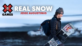Crafting The Perfect Urban Snowboard Edit | Behind The Scenes of Jesse Augustinus' XGames Real Snow