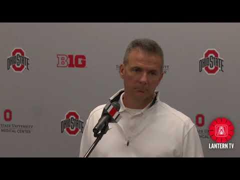 Ohio State HC Urban Meyer press conference - November 13, 2017