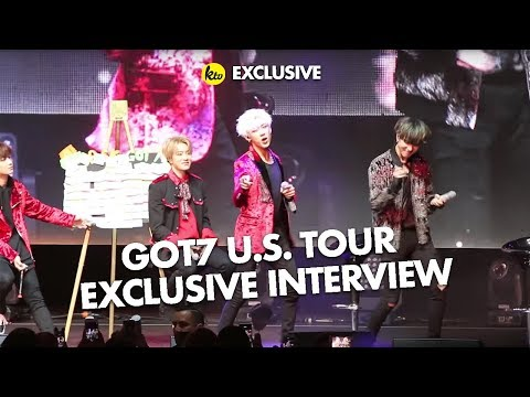 GOT7's EXCLUSIVE Interview With Koogle TV!