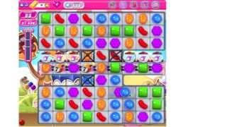 Candy Crush Saga Level 538 ★★★ no boosters (TUTORIAL)