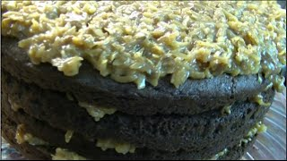 German Chocolate Cake ~ Noreen's Kitchen