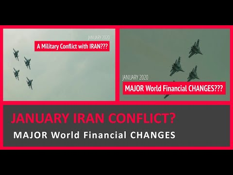 January 14 IRAN🛢Conflict? Bitcoin Gold SPIKE