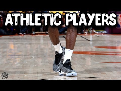 Top 5 Best Basketball Shoes For Big & Athletic Players!