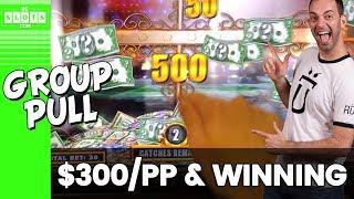 💵💵💵 $300 EACH for Group Pull 😁 WINNING 😁 w/ Thunder Cash 💸 ✦ BCSlots