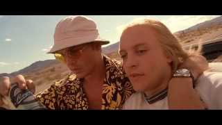 Fear and Loathing in Las Vegas Hitch Hiker Scene