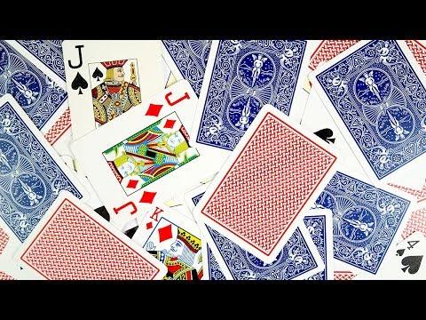 Карты для покера. Bicycle, Fournier, Copag, Bee, KEM и другие. Обзор