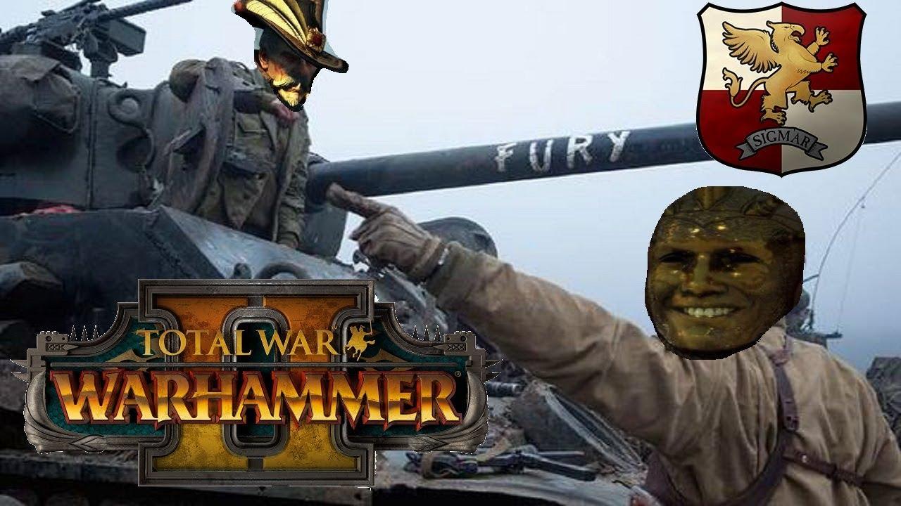 Empire Vs Greenskins Steam Tank Meta Confirmed Total War