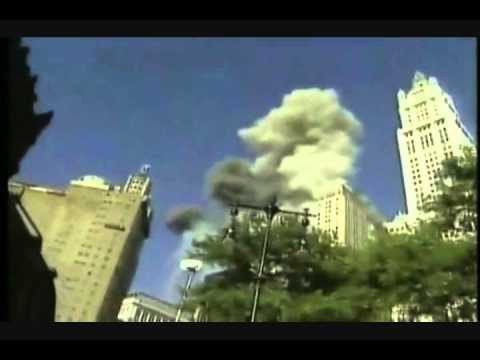 American Airlines Flight 11 Impact Videos