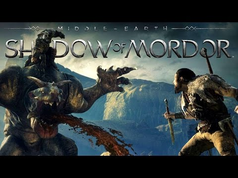 Lord of the Hunt (Middle Earth: Shadow of Mordor DLC) Game Movie PC 60FPS 1080p