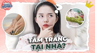 Trial at home whitening with LND, Is it better to go to Spa ??? | Liked