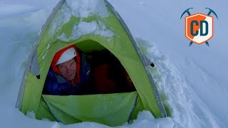 'The Guys Who Went On Holiday And Won A Piolet D'Or   Climbing Daily Ep. 696'