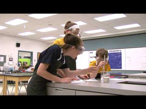 Lake Gibson Middle School Fab School Lab Video