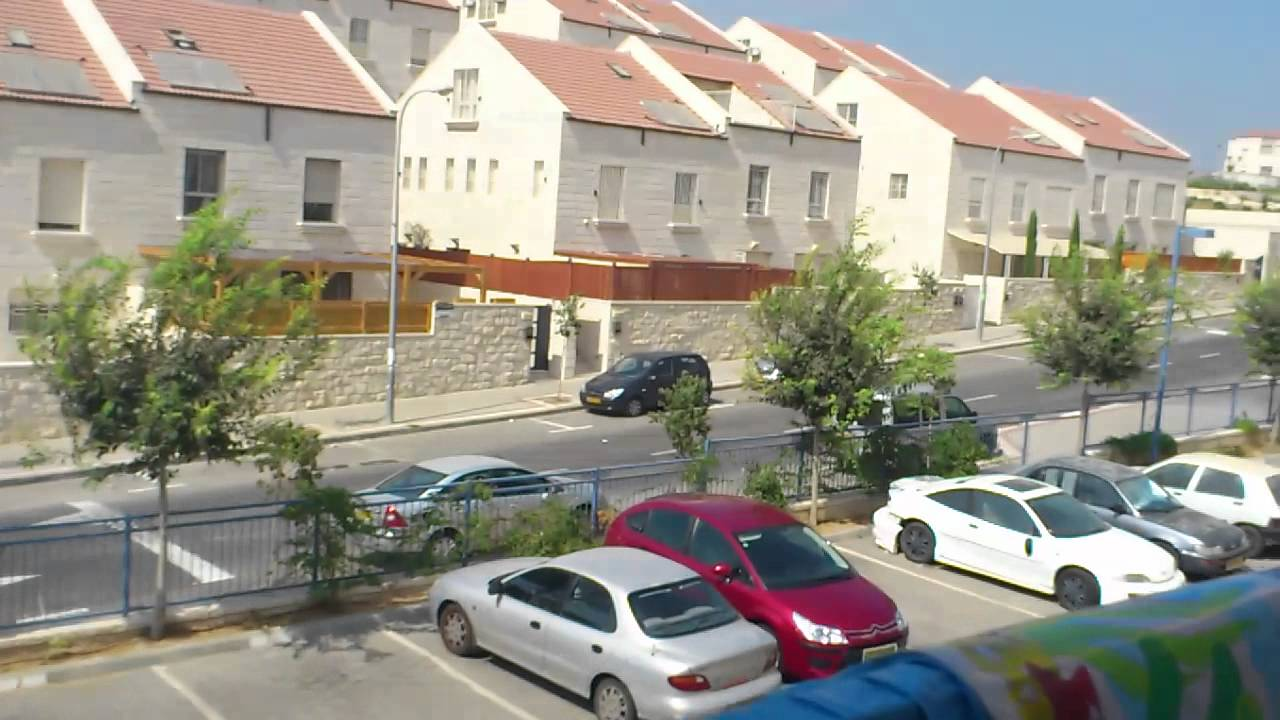 Maximillian Shemesh: Ramat Beit Shemesh Israel Triplex FOR SALE Vista Homes