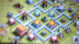 Vorstellungs Video Clash of Clans gespielt