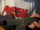 How to play Holland 1945 by Neutral Milk Hotel on Ukulele