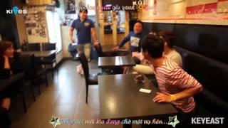 JoongHouseVietsub + Kara Kiyomi Song   Kim Hyun Joong version