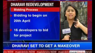 Revamping Dharavi: Bidding process for redevelopment on 20th April - The Property News