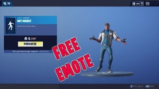 *HOT MARAT* FREE EMOTE Fortnite - November 24th Daily Item Shop