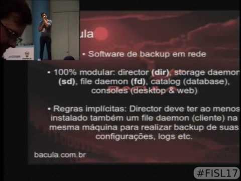 Bacula 7 4 o software livre de backup definitivo