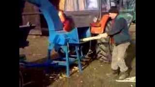 Rębak, Shredder,  Дробилка  отходов(, 2013-11-14T12:33:05.000Z)