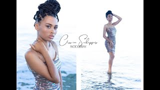 Fashion shoot yoannie by cissia schippers photographer