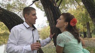 Розовая свадьба Клип
